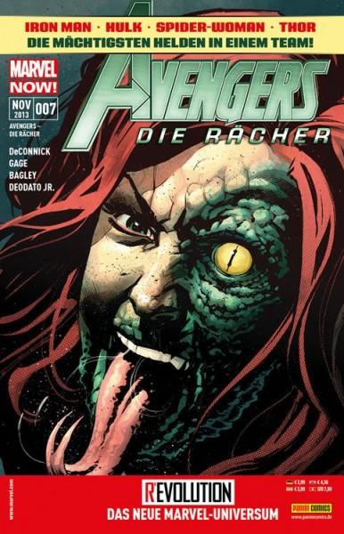 Avengers: Die Rächer 7