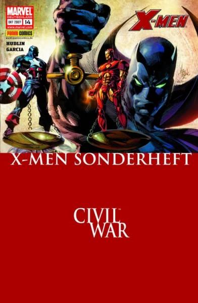 X-Men Sonderheft 14: Storm & Black Panther 1 - Civil War