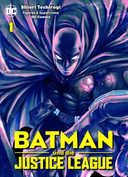Batman und die Justice League 1 - Leipziger Buchmesse Variant