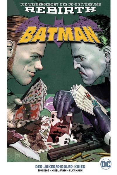 Batman Paperback 4: Der Joker/Riddler-Krieg Hardcover