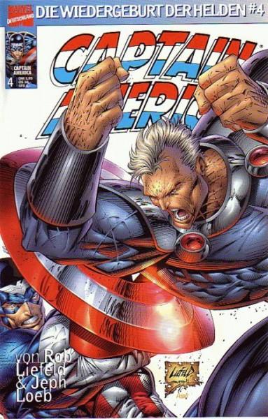 Captain America: Die Wiedergeburt der Helden 4