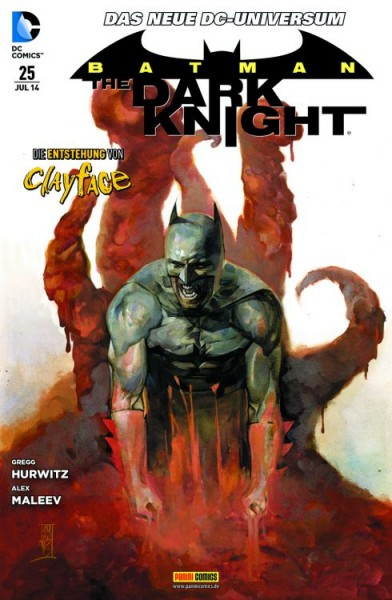 Batman: The Dark Knight 25