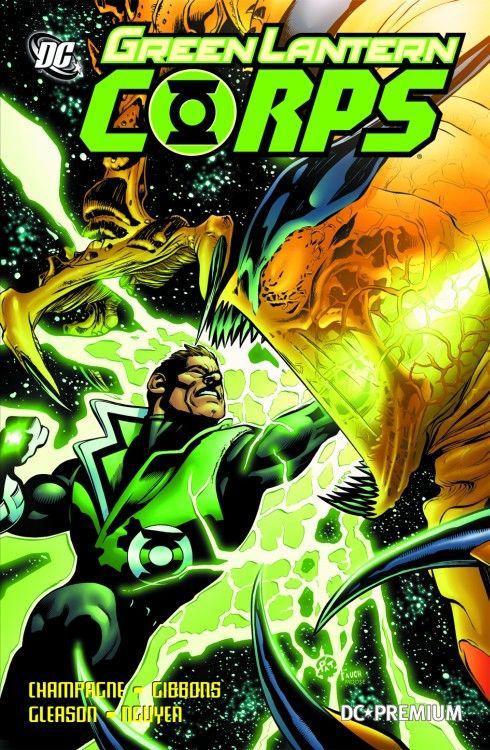 DC Premium 53: Green Lantern Corps -...