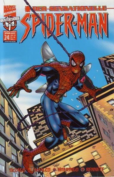 Der sensationelle Spider-Man 24