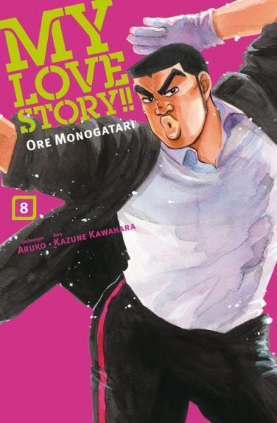 My Love Story! Ore Monogatari 8