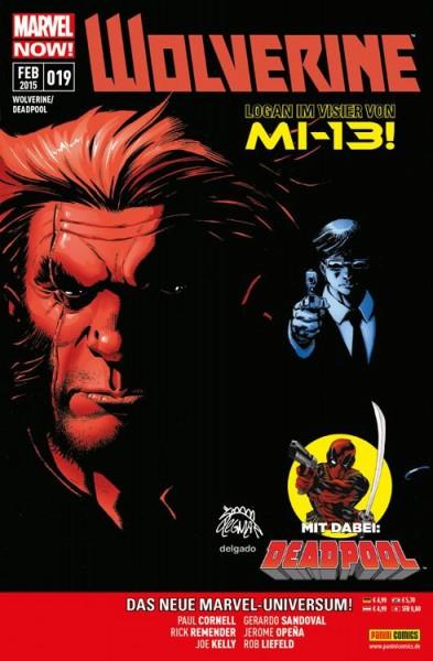 Wolverine/Deadpool 19