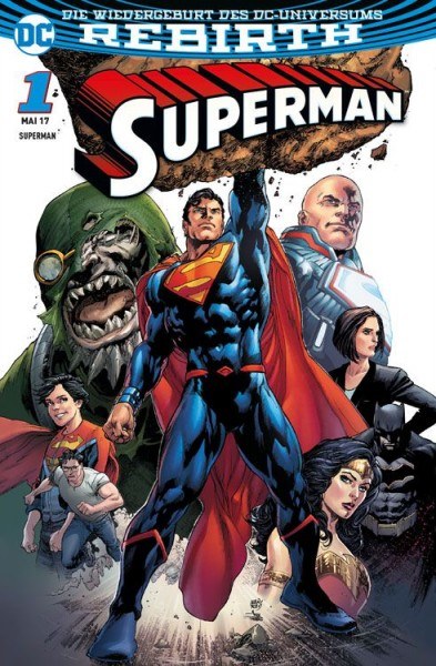 Superman 1 Variant
