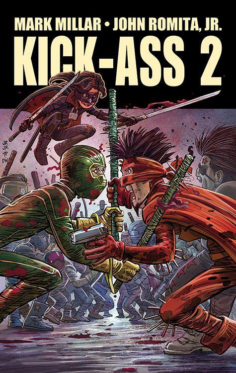 Kick-Ass 2 - Gesamtausgabe