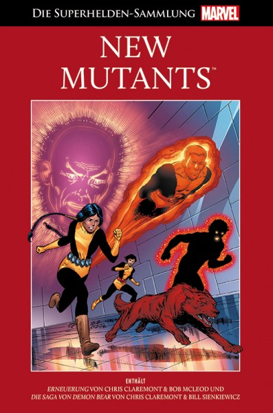 Die Marvel Superhelden Sammlung 72: New Mutants