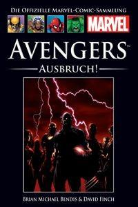 Hachette Marvel Collection 33 - Avengers - Ausbruch!