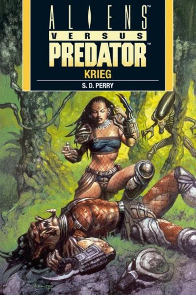 Aliens vs. Predator 3: Krieg