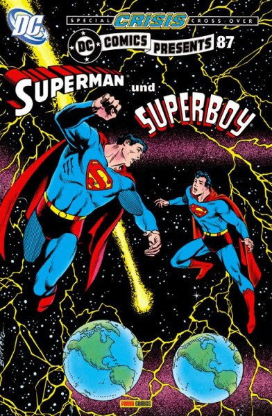 Superman und Superboy