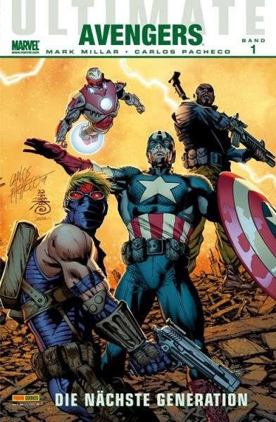 Ultimate Avengers 1