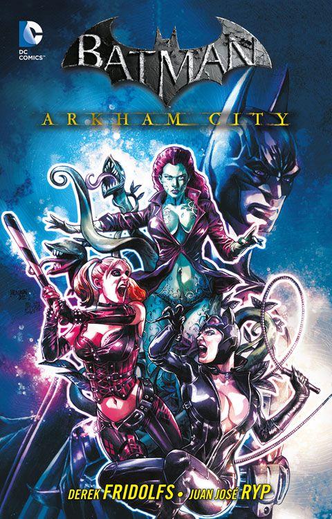 Batman: Arkham City 3