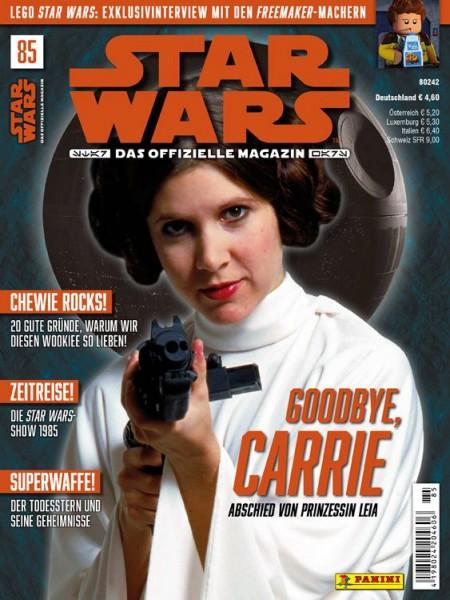 Star Wars: Das offizielle Magazin 85