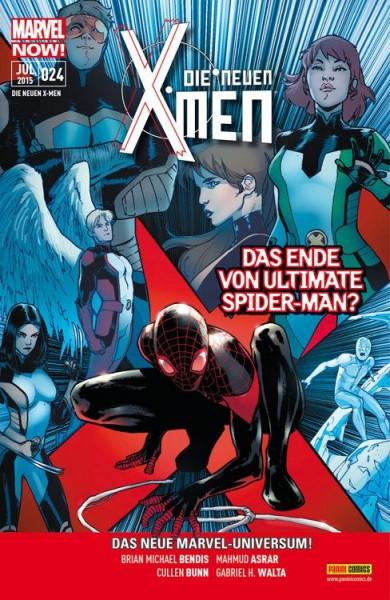 Die neuen X-Men 24
