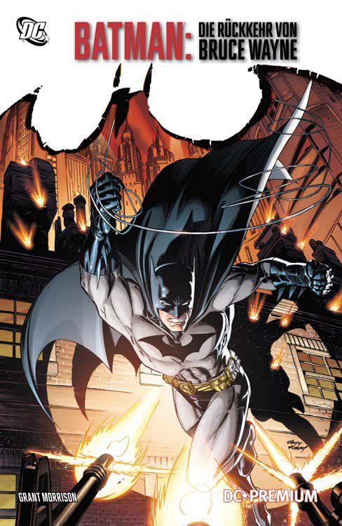 DC Premium 73: Batman - Die Rückkehr...