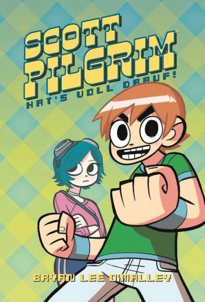 Scott Pilgrim - Graphic Novel 4: Scott Pilgrim hat es voll drauf