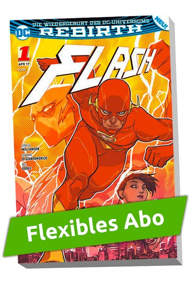 Flexibles Abo - Flash