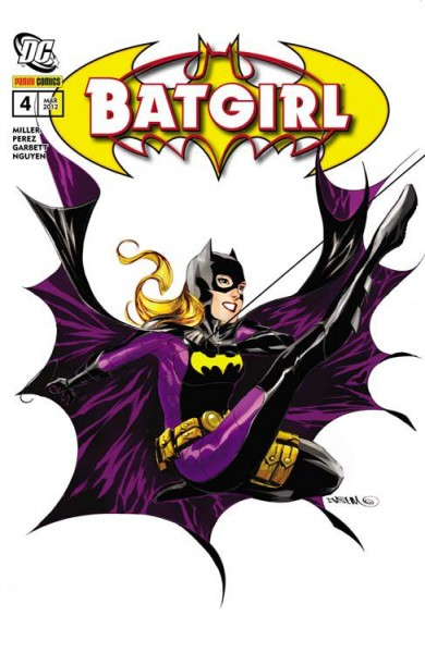 Batgirl 4