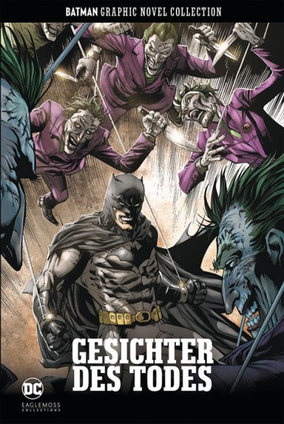 Batman Graphic Novel Collection 4: Gesichter des Todes
