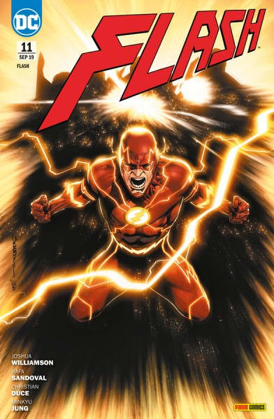 Flash 11 - Force-Quest