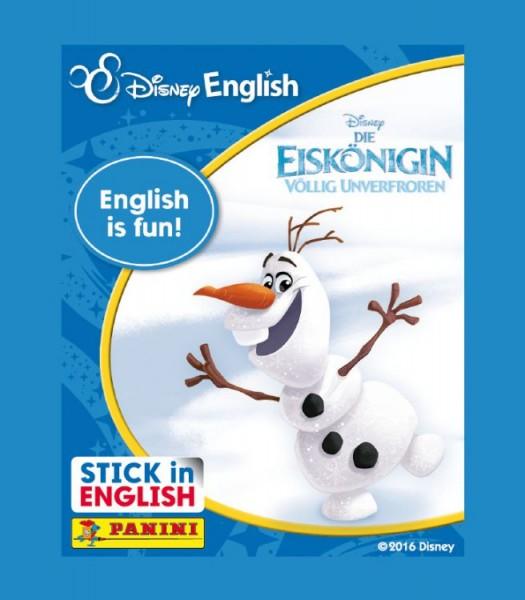 Disney: Die Eiskönigin - Völlig unverfroren Stickerkollektion - Tüte