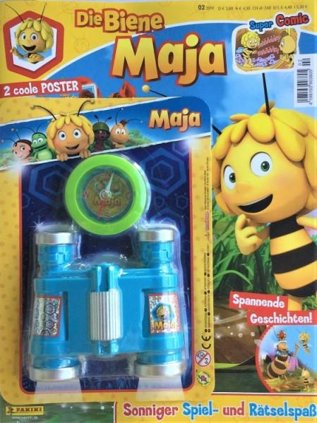 Biene Maja Magazin 02/19