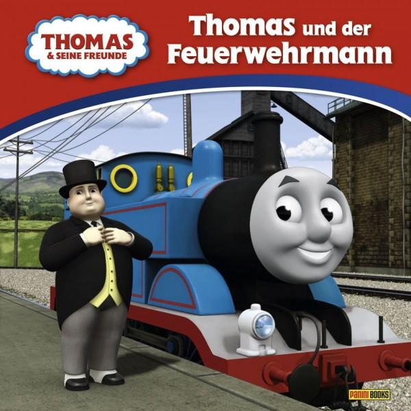 Thomas und seine Freunde - Geschichtenbuch 1: Thomas und der Feuerwehrmann