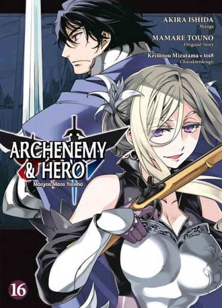 Archenemy & Hero 16: Maoyuu Maou Yuusha