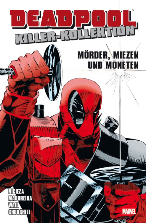 Deadpool Killer-Kollektion 1: Mörder,...