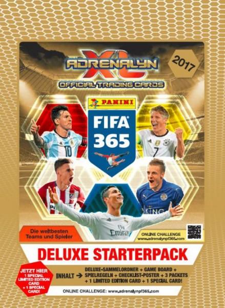 FIFA 365 2017 Adrenalyn XL - Starterset Deluxe