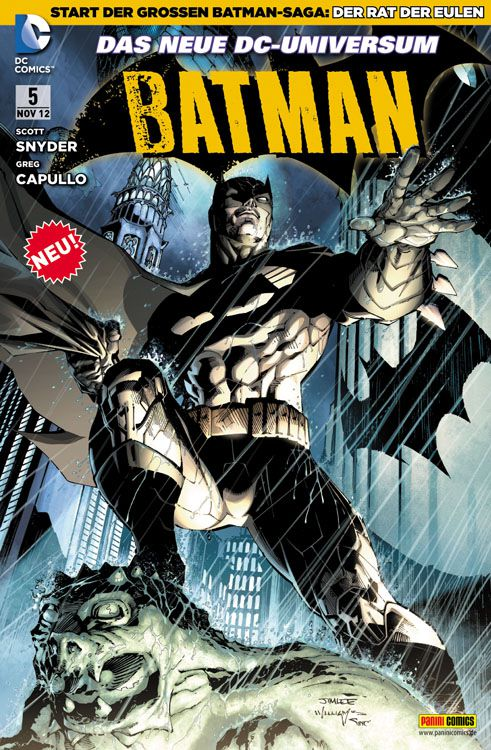 Batman 5 (2012)