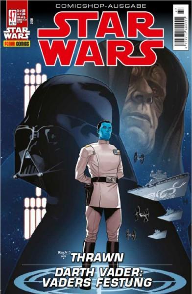 Star Wars 47: Vaders Festung 4 & Thrawn 6 (Comicshop-Ausgabe)