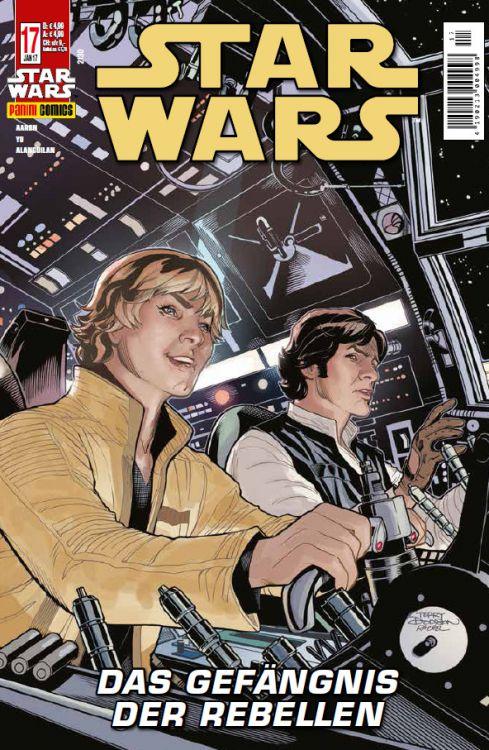 Star Wars 17: Das Gefängnis der...