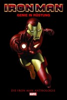 Die Iron Man Anthologie Cover