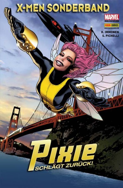 X-Men Sonderband - Pixie schlägt zurück