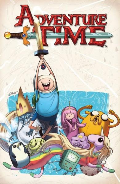 Adventure Time - Comic 3