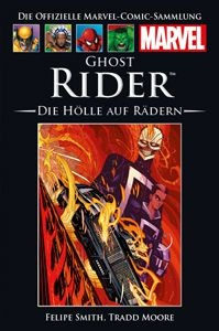 Hachette Marvel Collection 124: Ghost Rider - Die Hölle auf Rädern