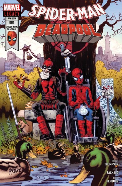 Spider-Man/Deadpool 6