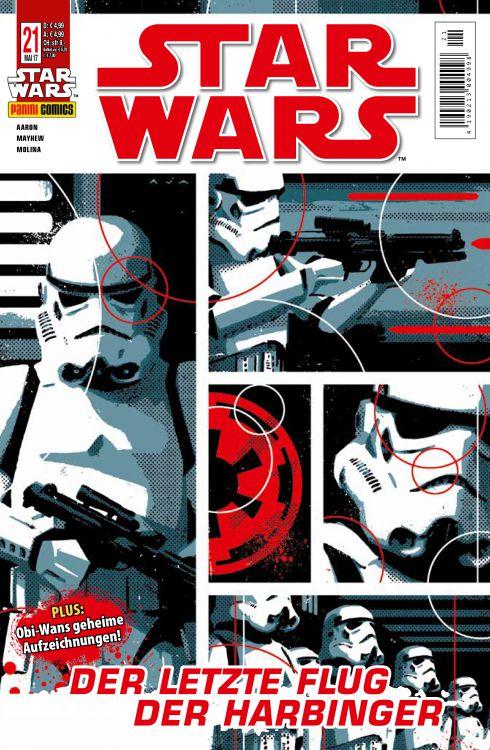 Star Wars 21 (Kiosk-Ausgabe)
