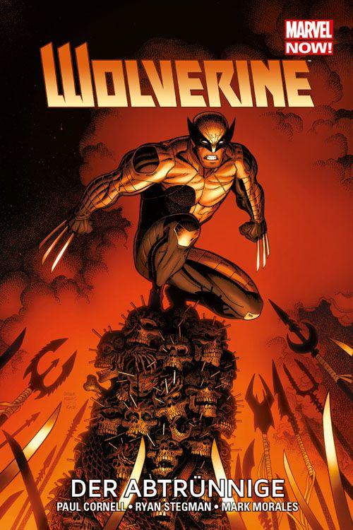 Marvel Now!: Wolverine 3