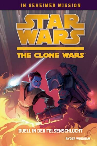 Star Wars: The Clone Wars in geheimer Mission 3 - Duell in der Felsenschlucht