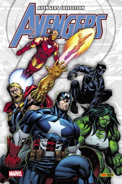 Avengers Collection - Avengers