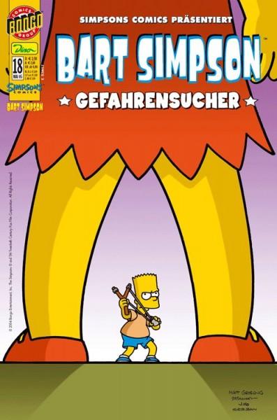 Bart Simpson Comics 18