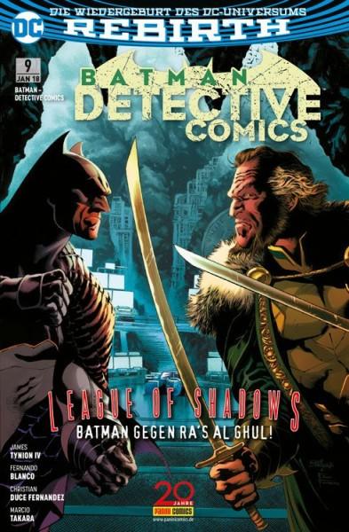 Batman: Detective Comics 9