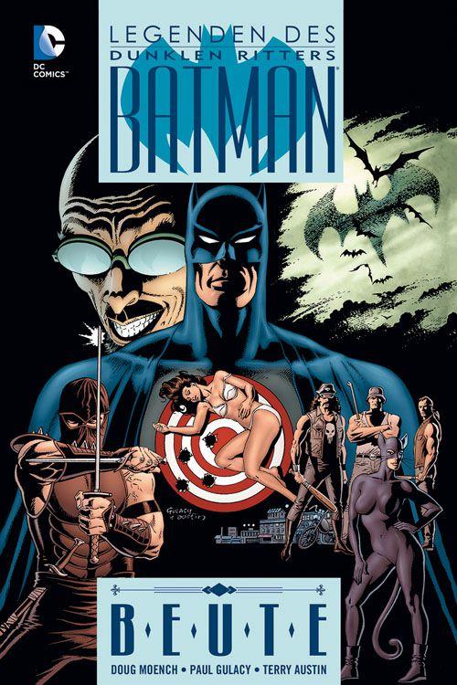 Batman - Legenden des Dunklen Ritters...