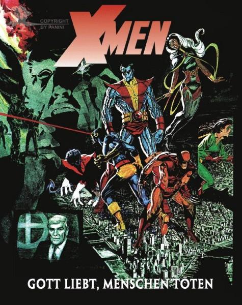 Marvel Graphic Novels 5: X-Men: Gott Liebt, Menschen töten