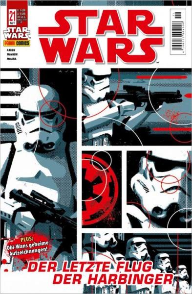 Star Wars 21 (Kiosk-Ausgabe) Cover