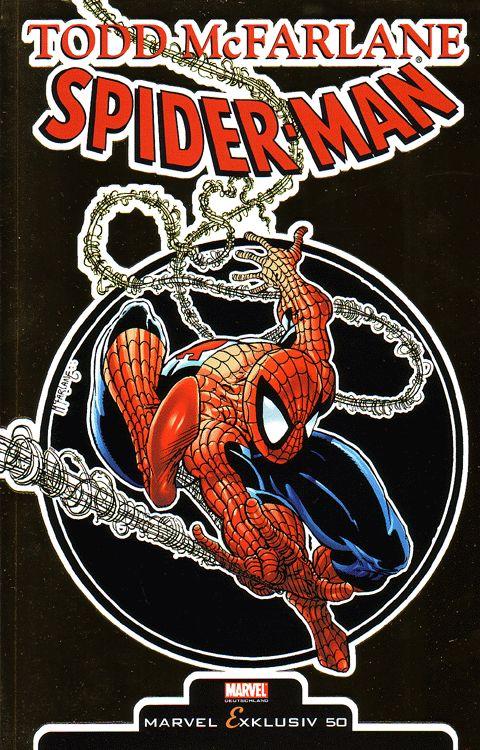 Marvel Exklusiv 50: Todd Mcfarlane...